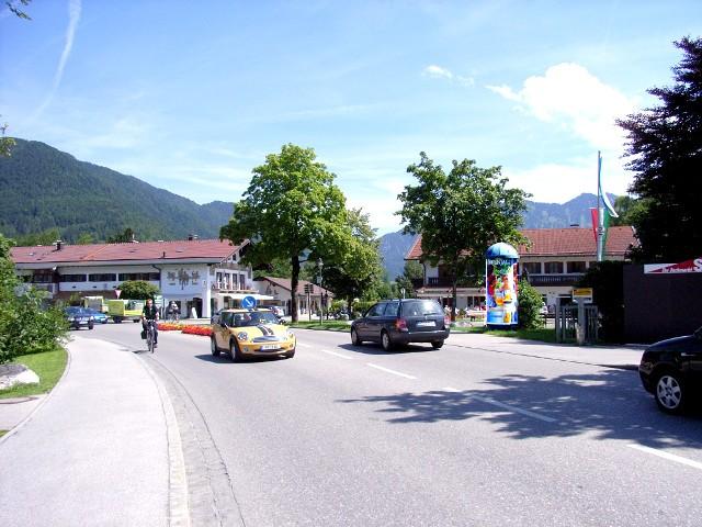 Südl. Hauptstr., B 307 / Georg-Hirth-Straße, Stettner
