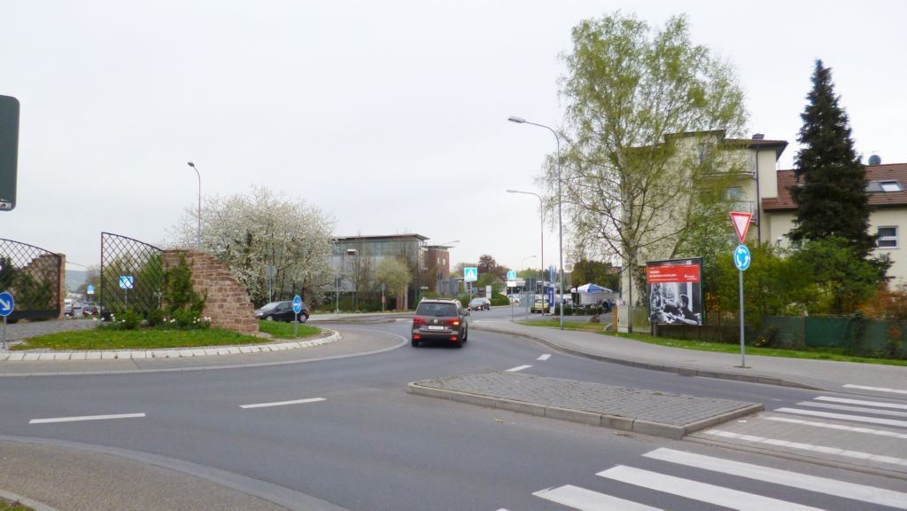 Aschaffenburger Straße / Würzburger Straße