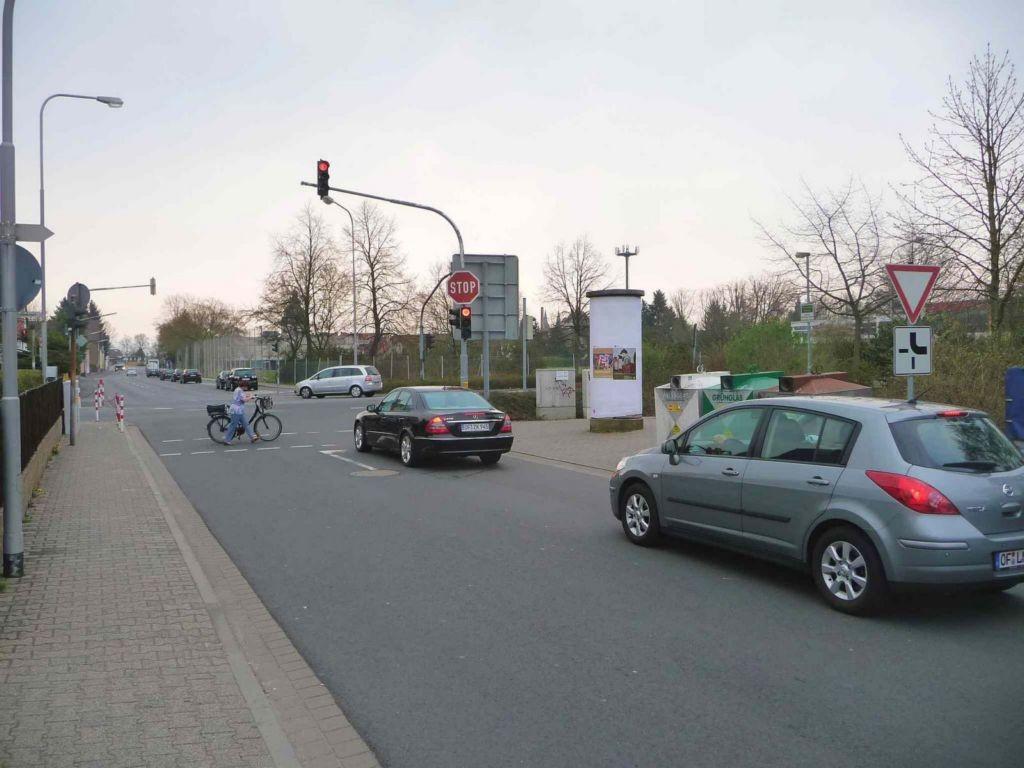 Jahnstraße / Kapellenstraße