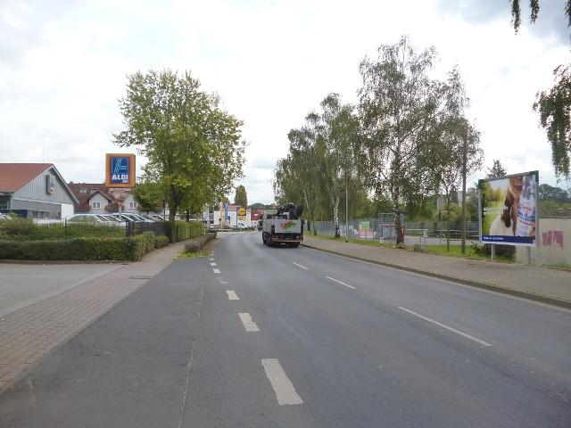 Uferstraße, Ausfahrt Büdesheim, Trafostation gg. ALDI