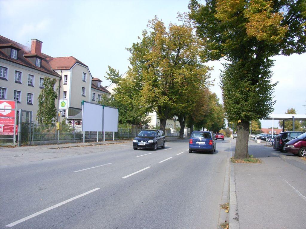 Äußere Passauer Straße gg. 69, Bush.