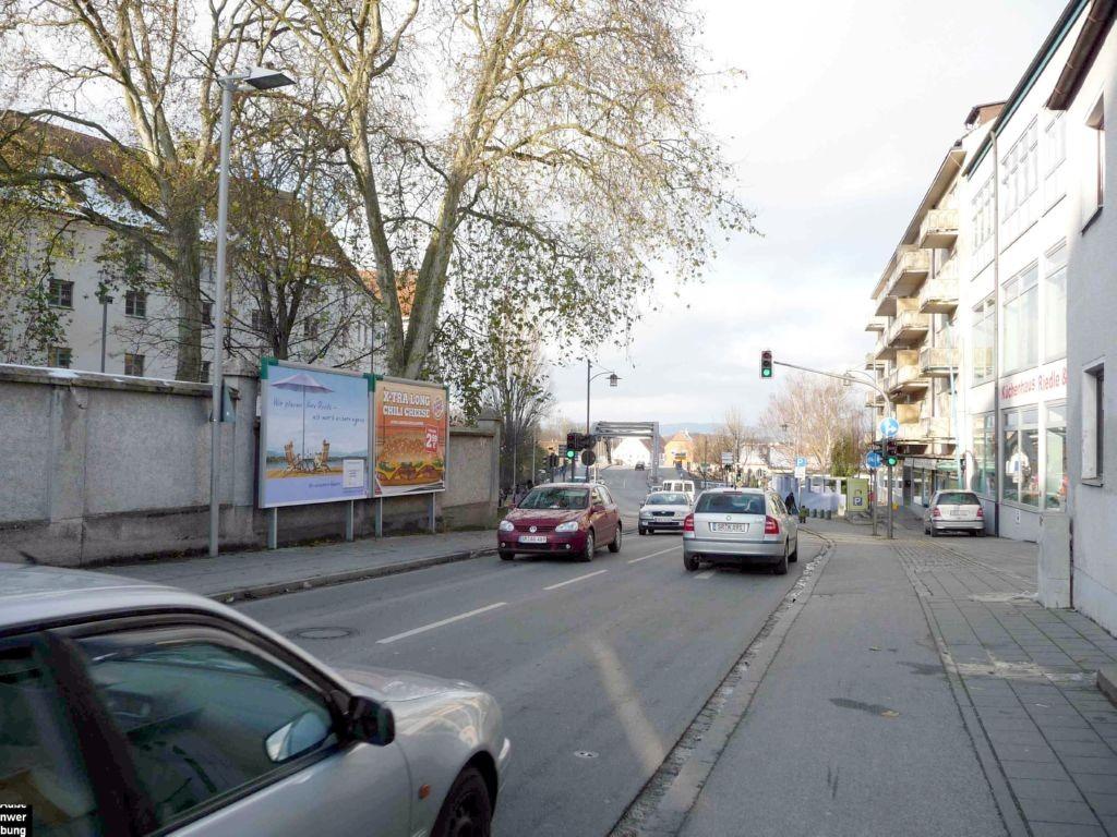 Stadtgraben gg. 59 gg. Küchenhaus Riedle