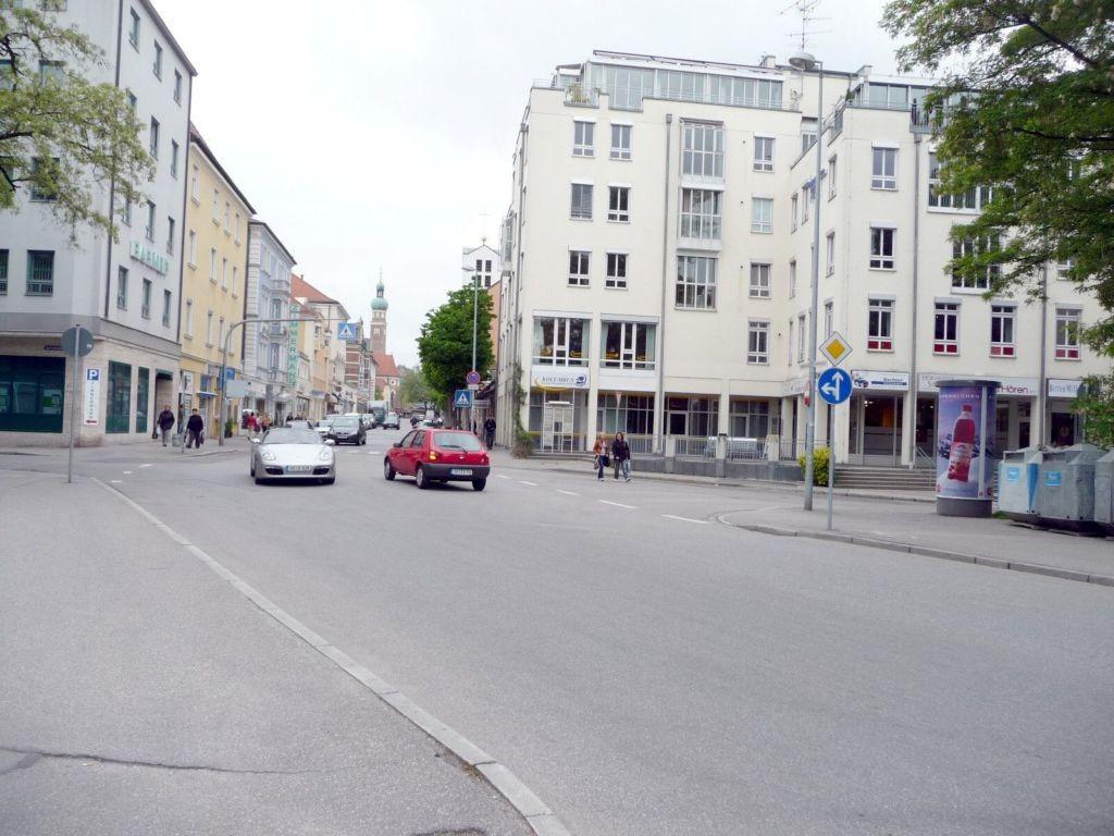 Mittlere Bachstr. gg. AOK / Bahnhofplatz