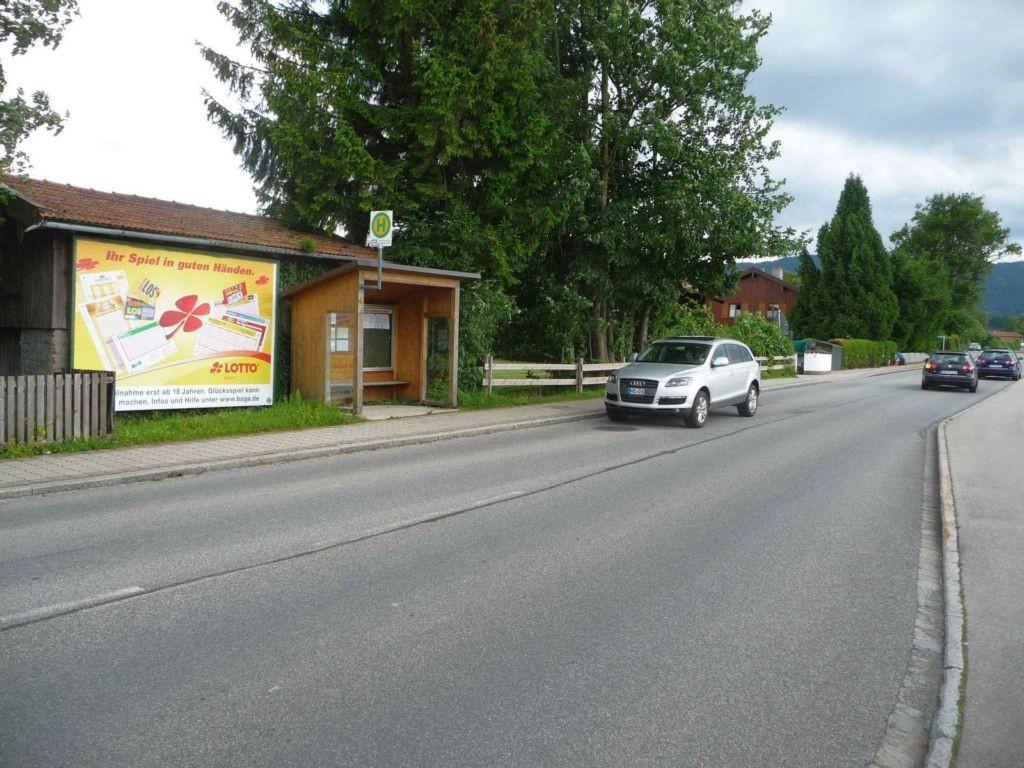 Mariensteiner Straße  1 / Tegernseer Straße, Bush.