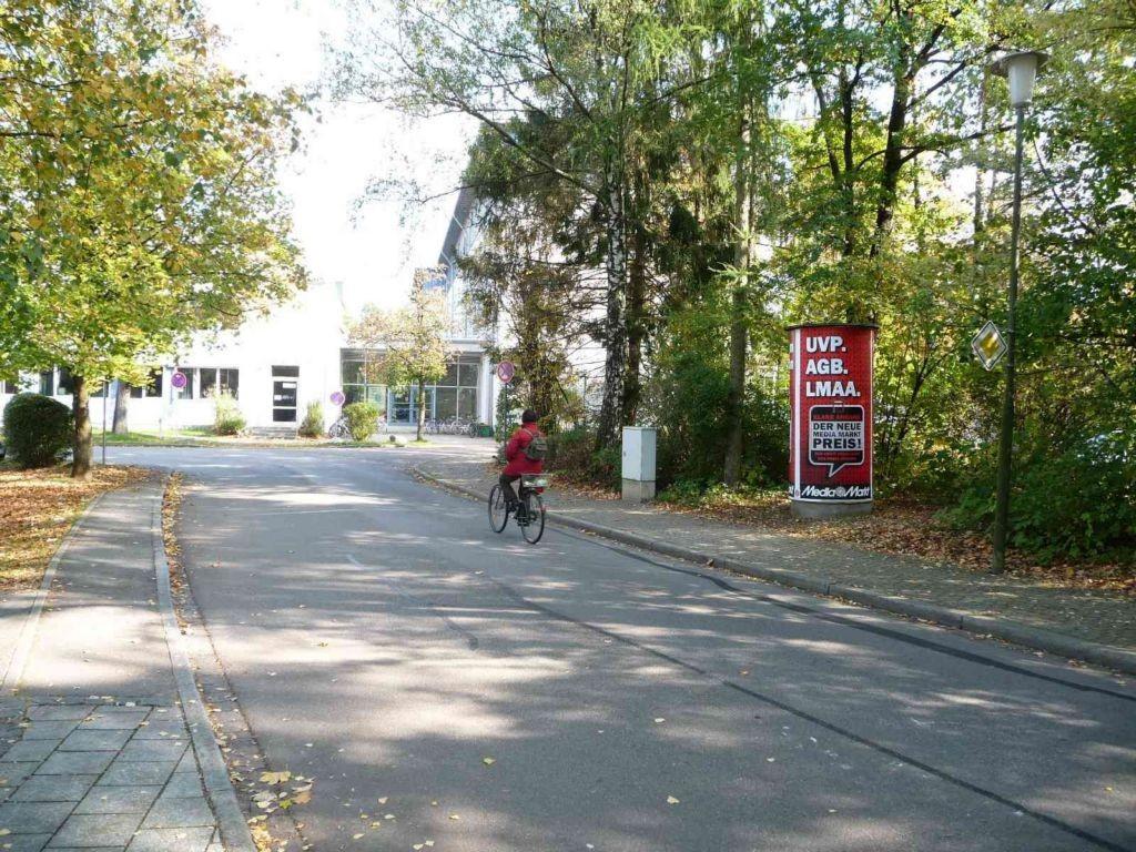 Dieselstraße nh. Eichendorff-Schule