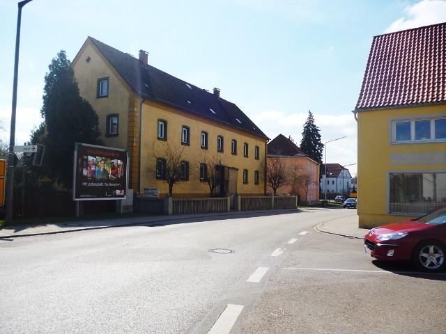 Öttinger Straße 35 gg. / Hafenmarkt