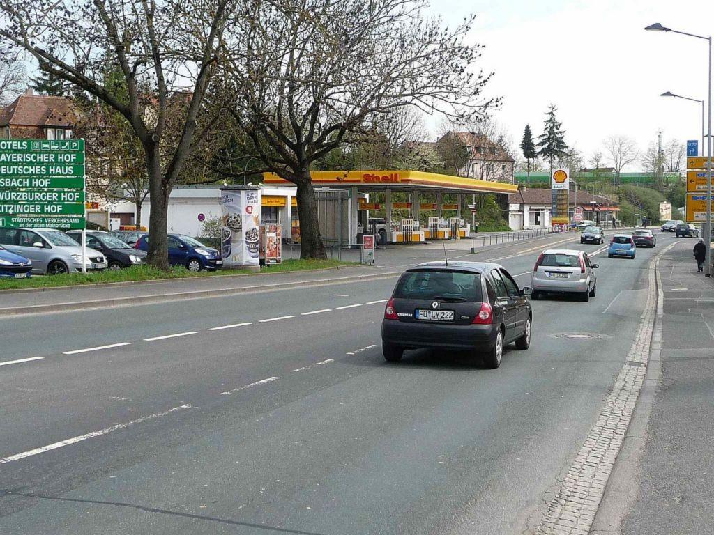 Repperndorfer Str. gg. Wurst Wachter, B 8