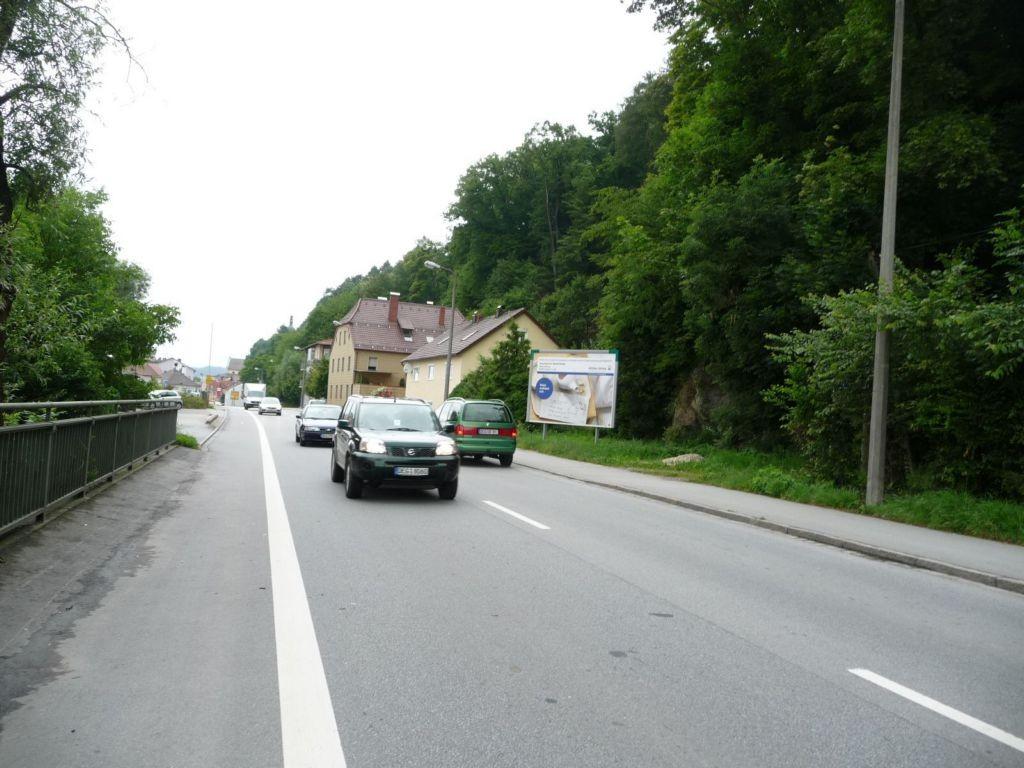 Hengersberger Straße 57 nh. / Heißenbergweg