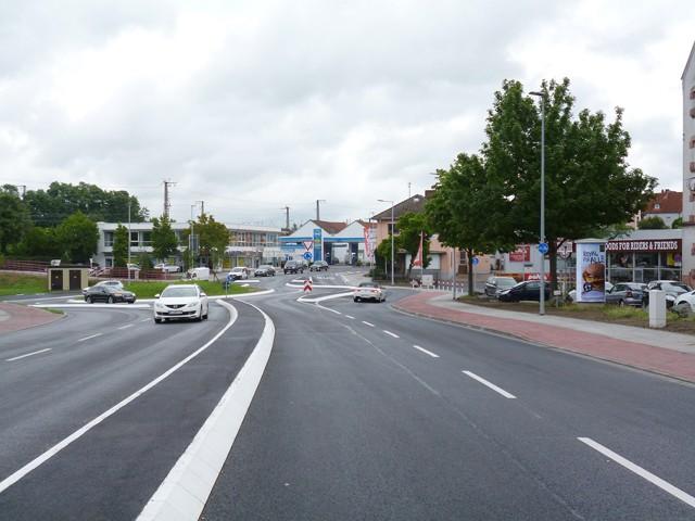 Hanauer Straße, B 26/B 8, Bush. gg. 41