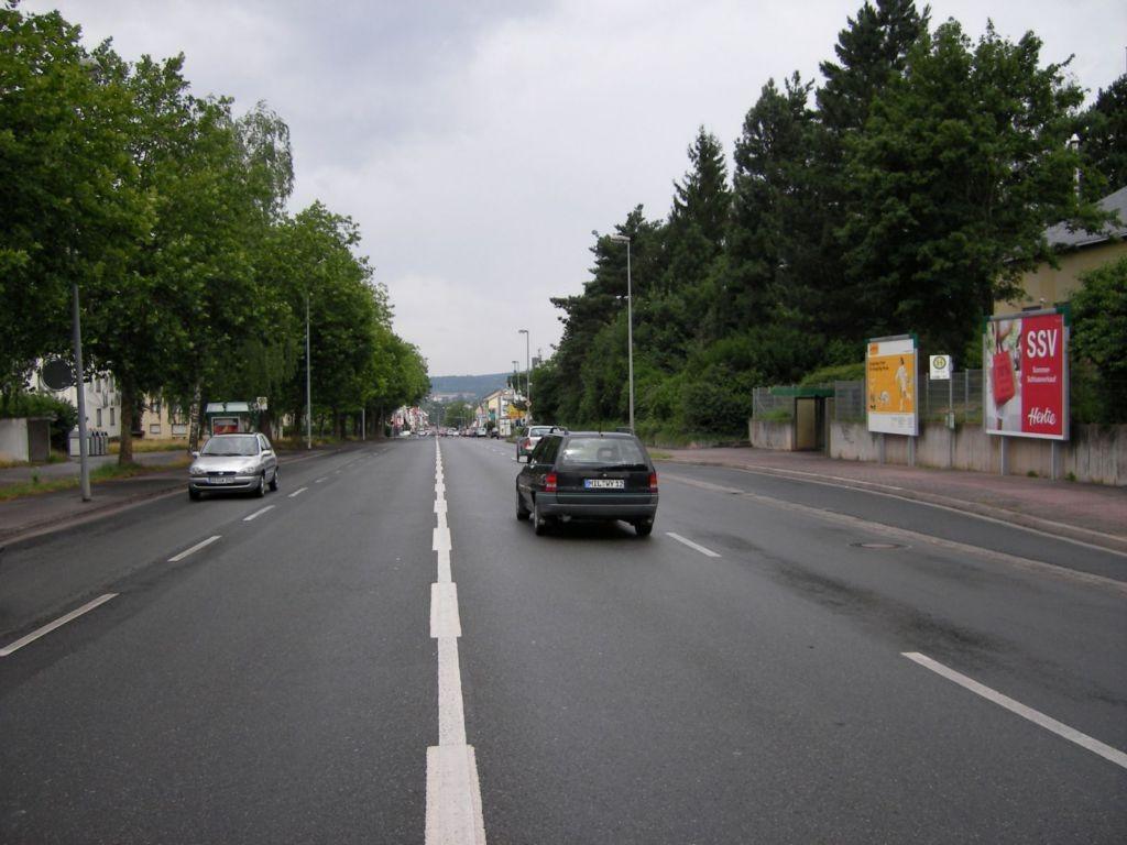 Würzburger Straße gg. 675, B 8, Bush.