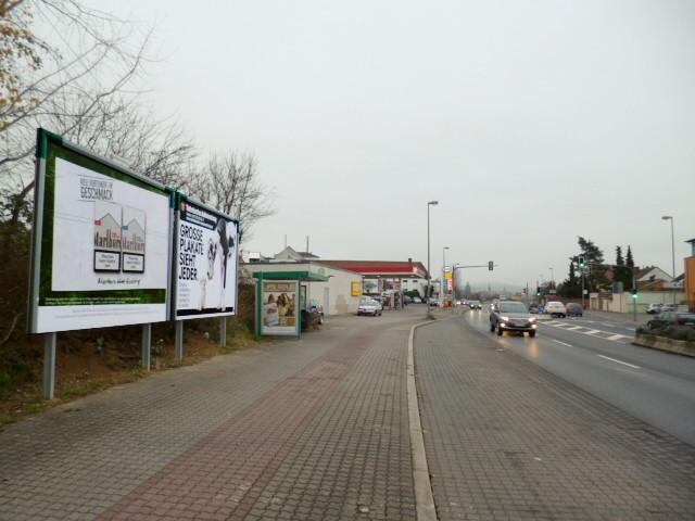 Hanauer Straße, B 8, Bush. gg. 75