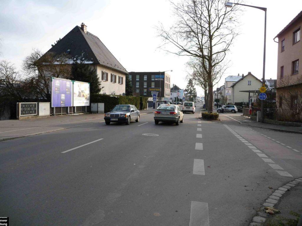 Landshuter Straße gg. / Thalmaierstr.