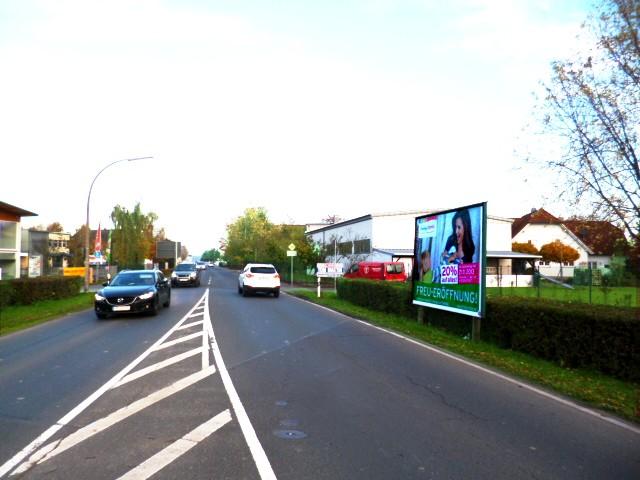 Babenhäuser Str. gg. Fa.Honda Zieger / Kreisverkehr