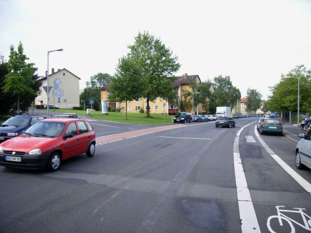 Blütenstraße gg. 52 / Spessartstraße