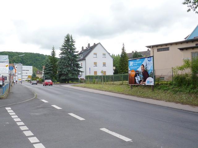 Gelnhäuser Straße gg. / Bauhofstraße gg. Autocenter