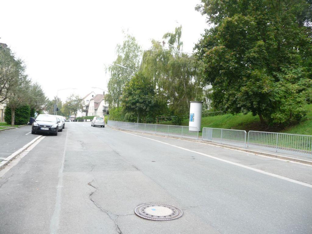 Blaicher Straße gg. 17, Schule               3,00 x 3,60