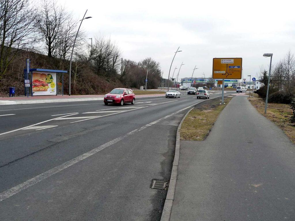 Friedberger Landstraße, Bush.gg. ALDI nh. / Hauptstr. GFWH