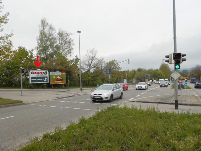 Auf dem Bühl nh./Stephanstr., B 12 gg./Bleicherstr.gg.McDon.