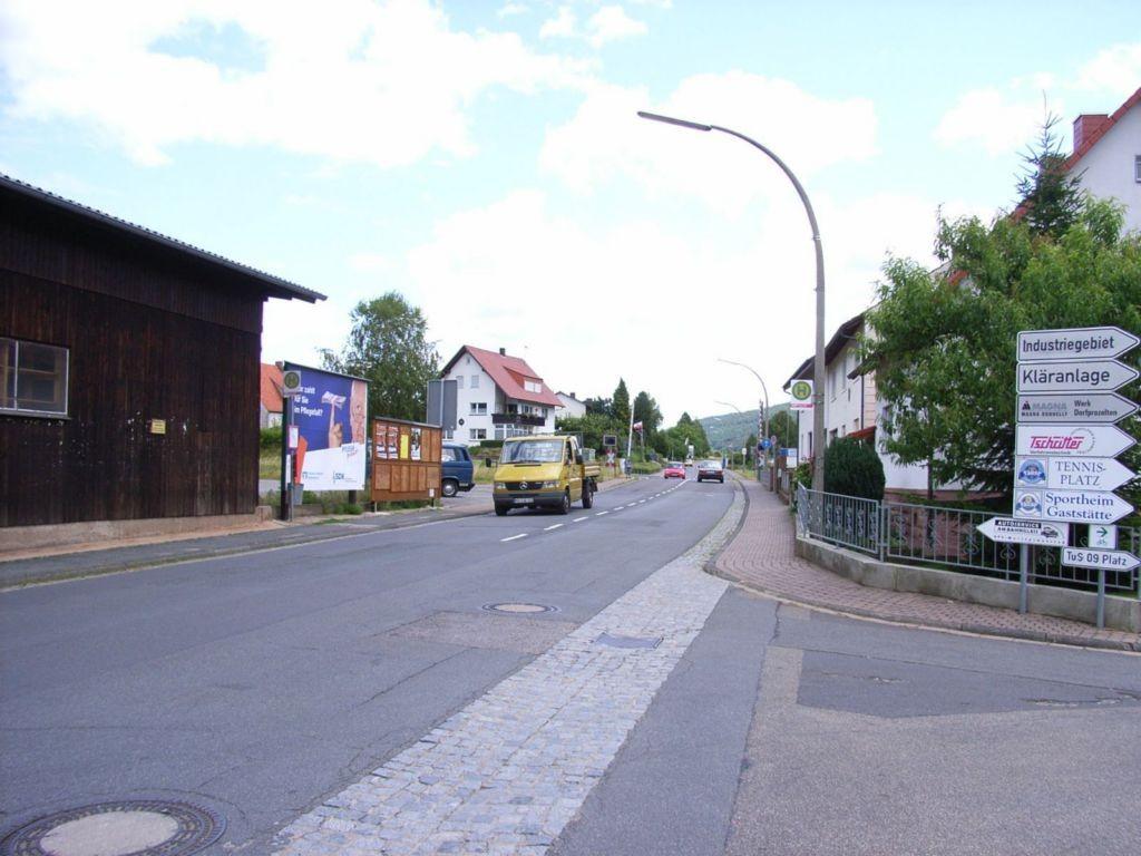 Hauptstr., Bush. Sägewerk Hohmann gg./Industriestr.
