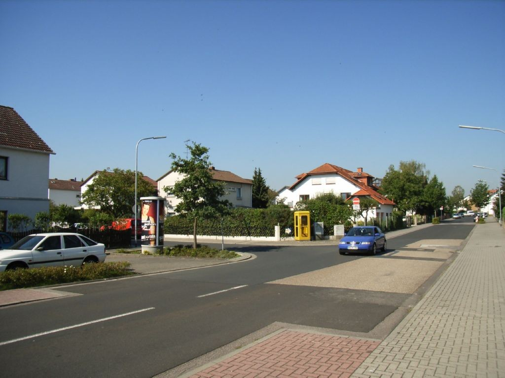 Riesengebirgsstraße / Marienstraße