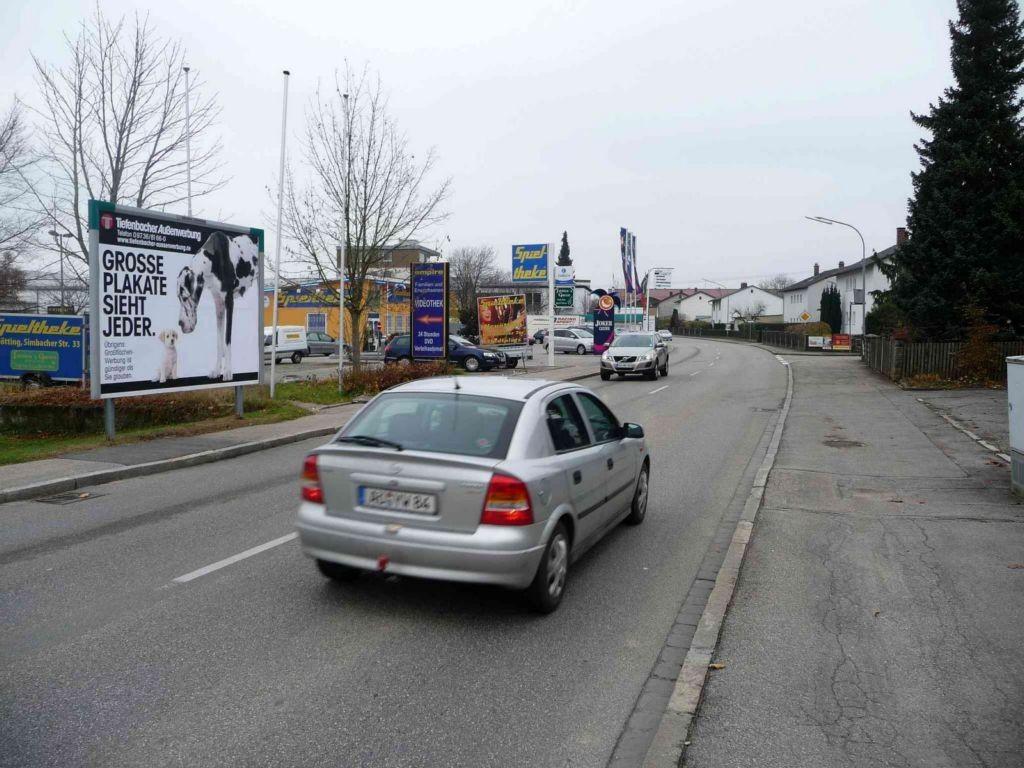 Simbacher Str.  gg. 5a / Stethaimerstr.