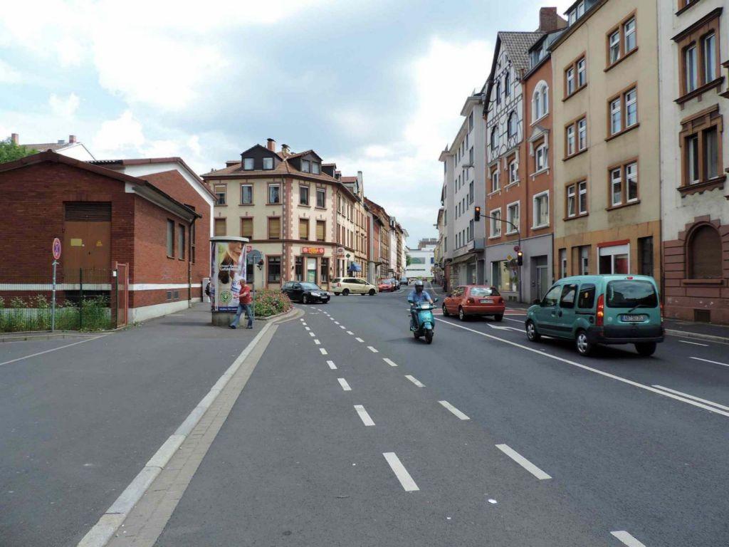Elisenstr. gg. 17 / Glattbacher Überfahrt