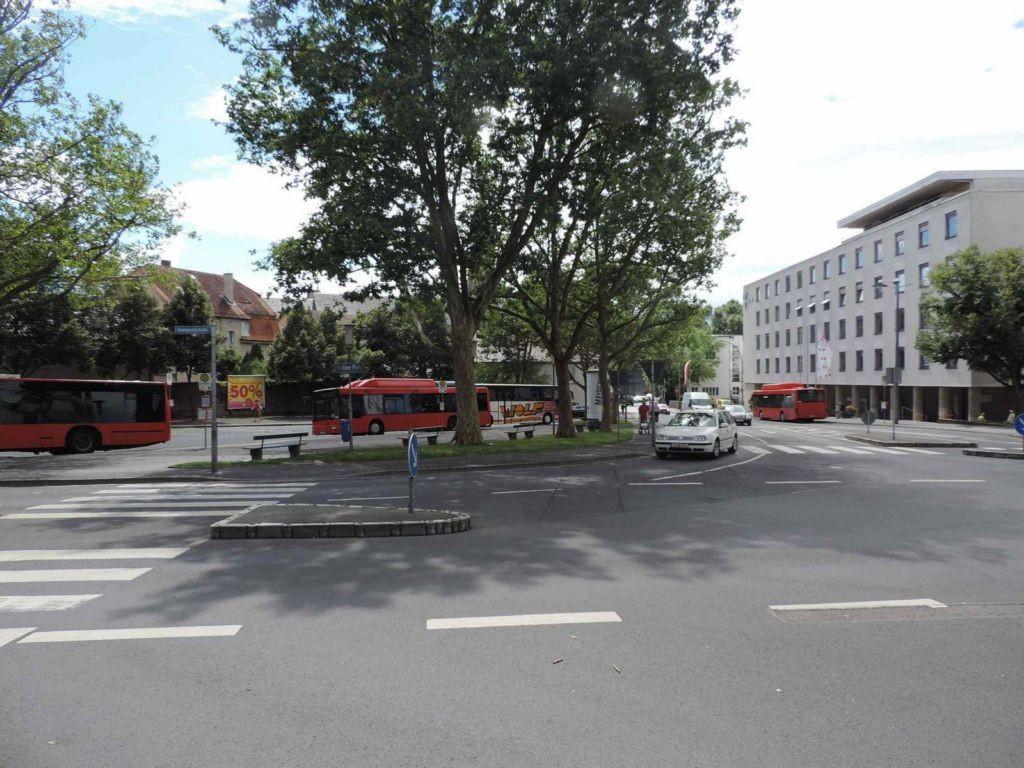 Berliner Platz, Busbahnhof