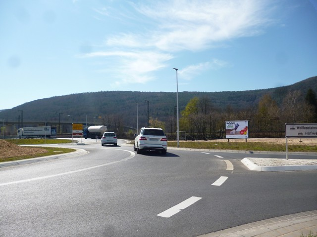 Weißensteinstraße / Mainbrücke