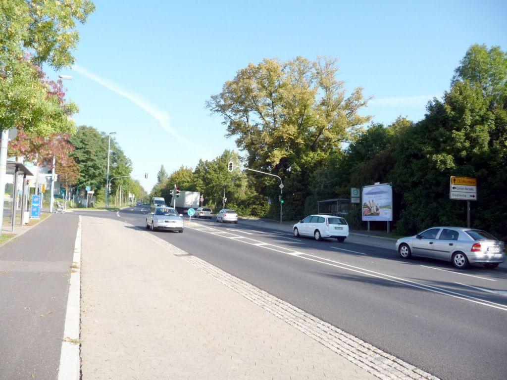 Westtangente, Bush. nh. / Innere Sulzfelder Straße