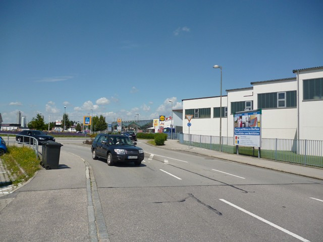 Lauterbachstr. gg. Ausfahrt B 388, Fa. Endres