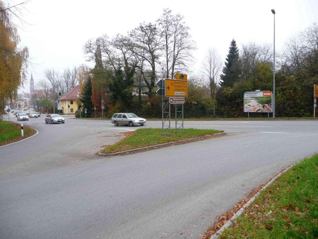 Öttinger Str. gg. Ausfahrt B 388