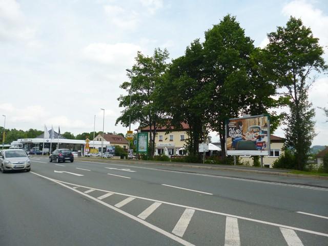 Nürnberger Str., B 2, Bush. nh. / Ganghoferstr.