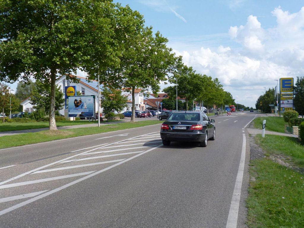 Weißenburger Str., B 13, Lidl  (RS) stadtausw.