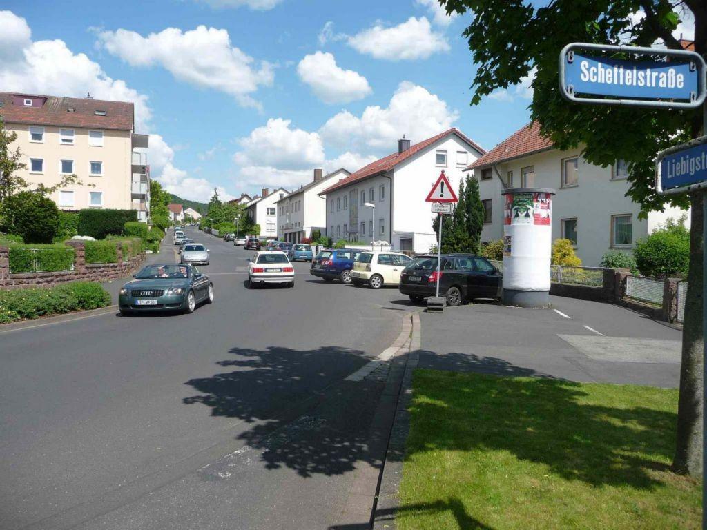 Liebigstraße 20 / Scheffelstraße