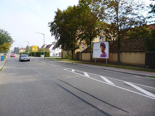 Münchener Straße gg. 92/94 / Zeppelinstr.