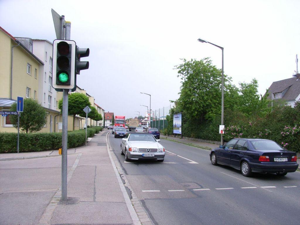 Allersberger Straße nh. / Xaver-Meisinger-Str.