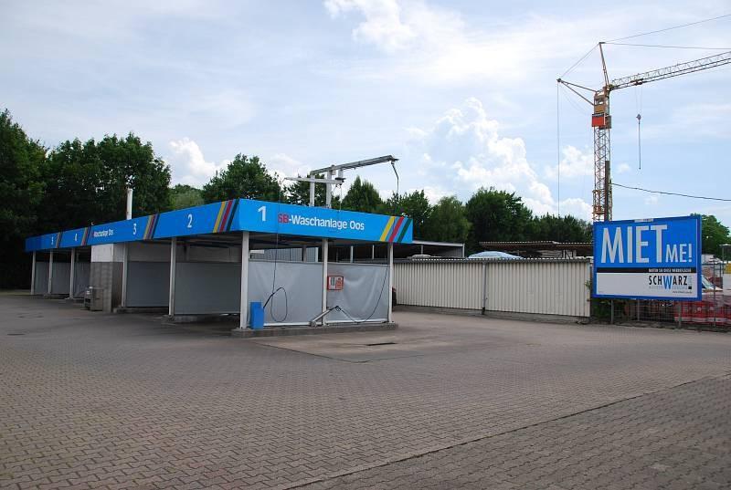 Wilhelm-Drapp-Str/SB-Wash/Einfahrt