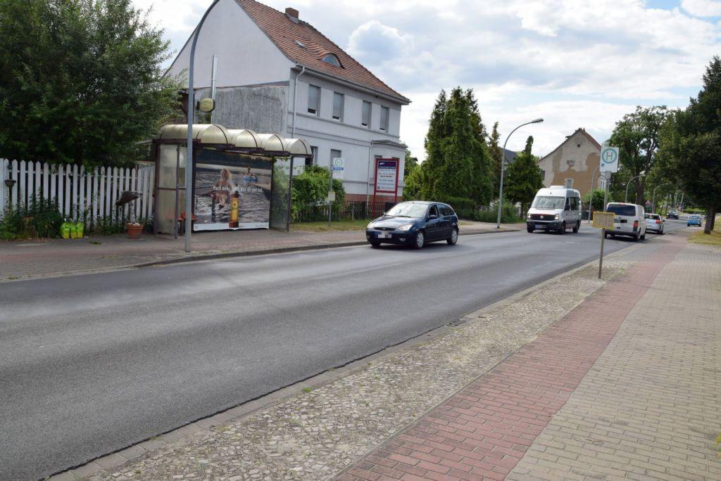 Klausdamm/nh. Eisenbahnstr (WH)