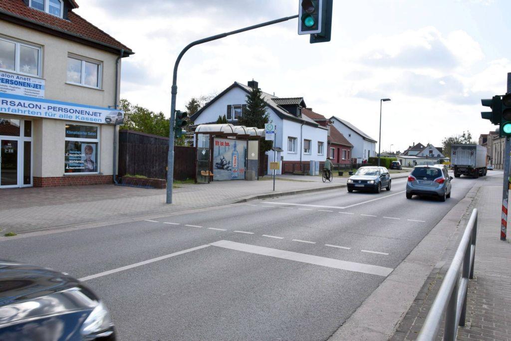 Liebenwalder Str/B 109/Hts Am Pool (WH)