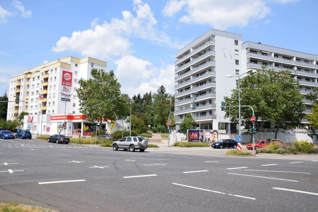 Berliner Str. 5-11/Reichswald Str
