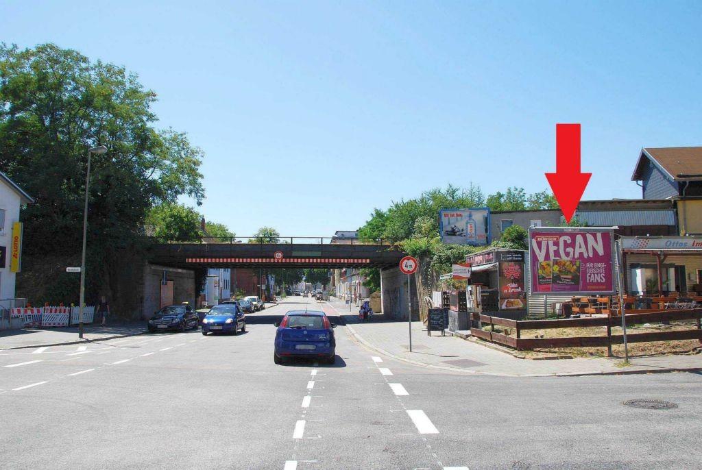 Friedenstr/Nordbahnstr/Imbiss (quer zur Friedenstr)