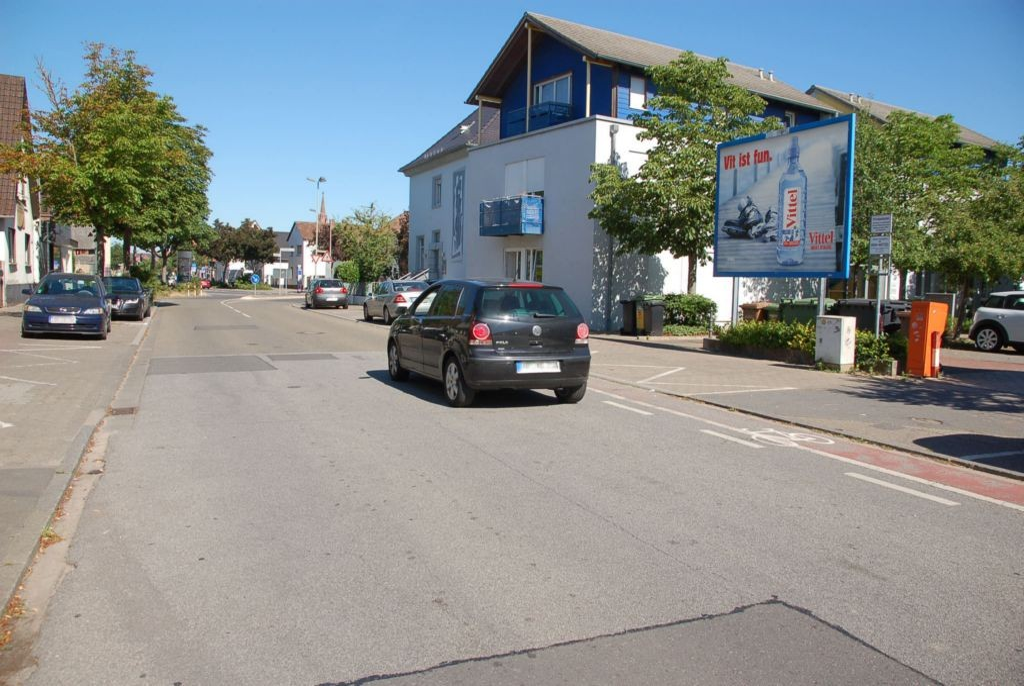 Alte Viernheimer Str. 6/nh. Römerstr