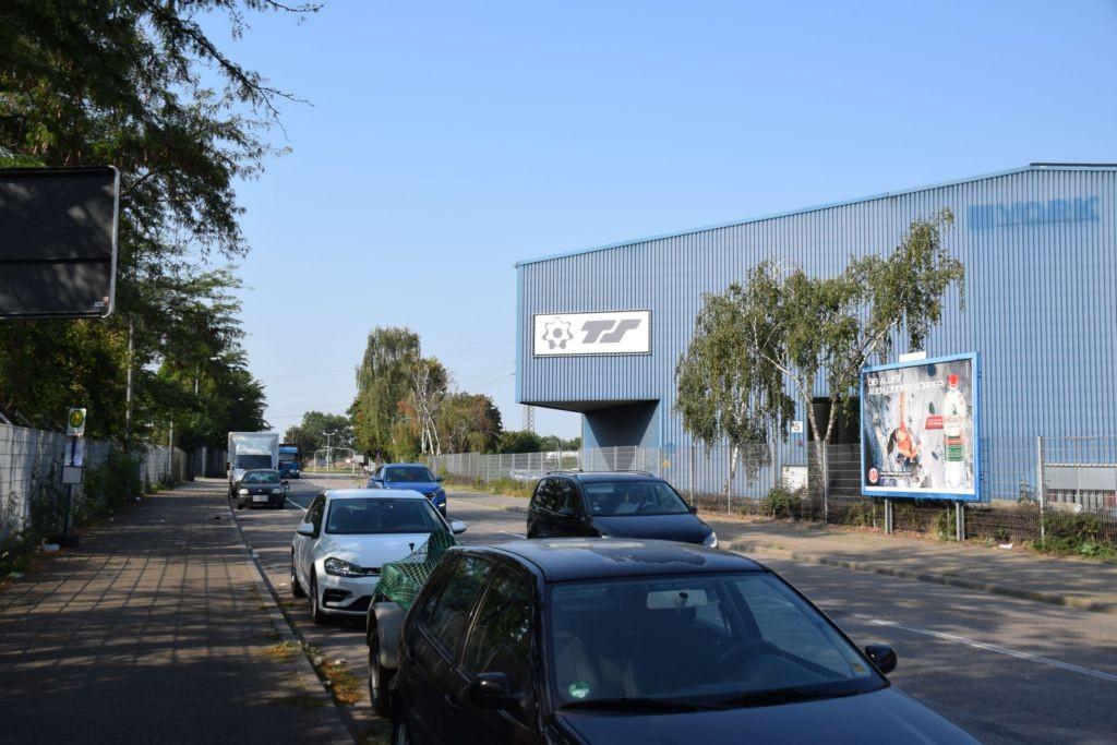 Industriestr. 1/Alte Einf (Industriehafen)