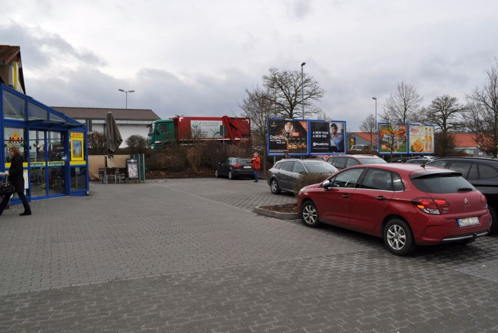 Rudolf-Diesel-Str. 4 /Edeka (neb. Eingang)