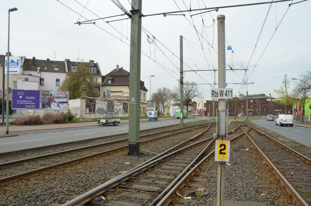 Forststr. 30/geg. Zufahrt Rewe+Trinkgut -Eschenstr