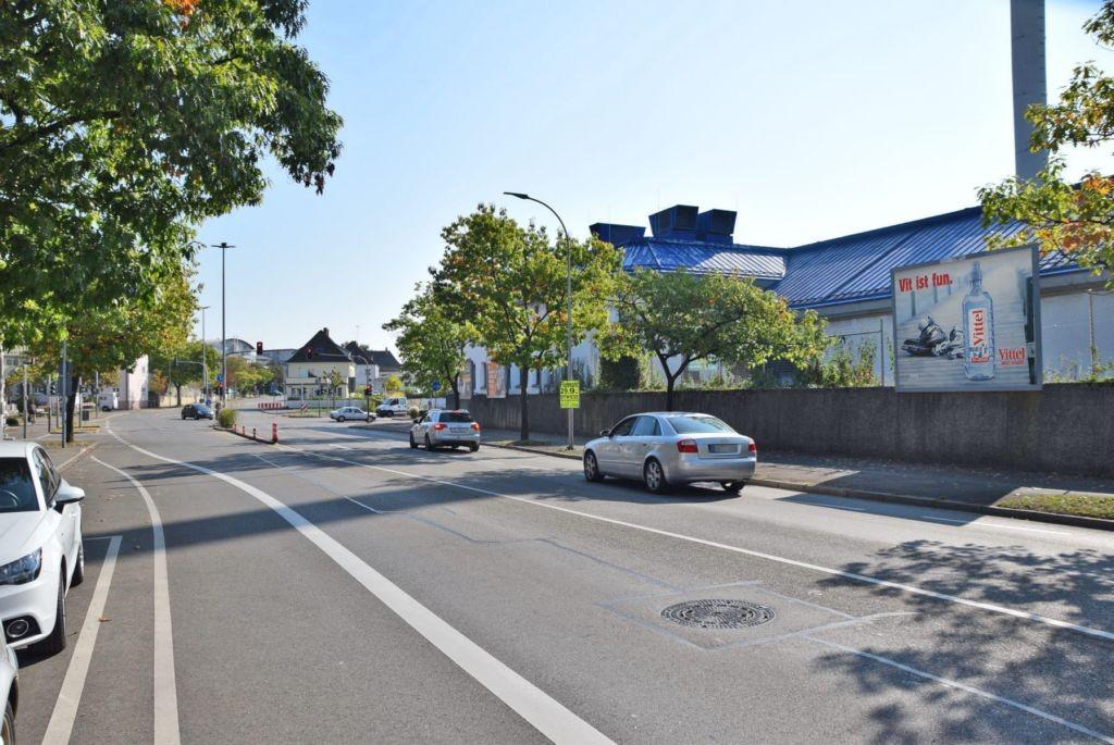 Bahnhofstr/Praxedisplatz/bei Telekom (lks)