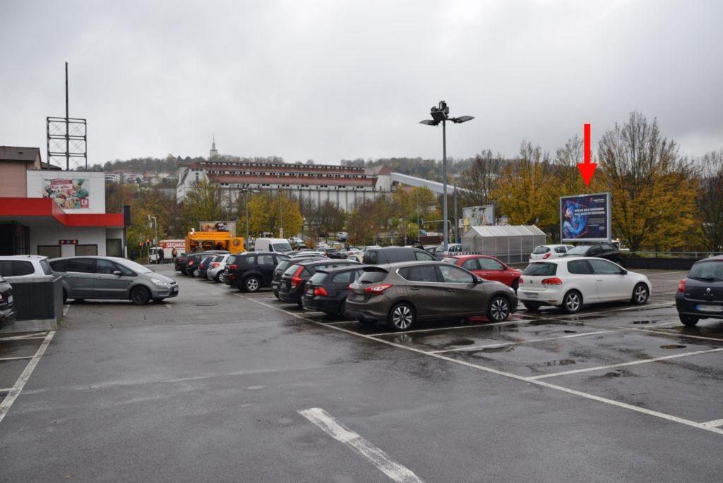 Hohwiesenweg 2 /Kaufland/geg. Eingang/rts (bei EWU)