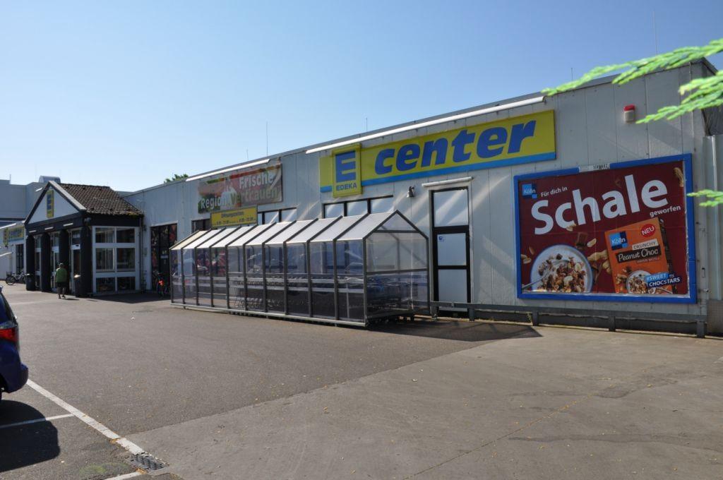 Seckenheimer Landstr. 246 /E-center/neb. Eingang (Wand)