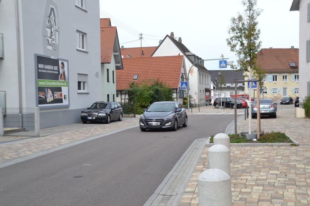 Ooser Hauptstr. 45/geg. Gasthaus Engel