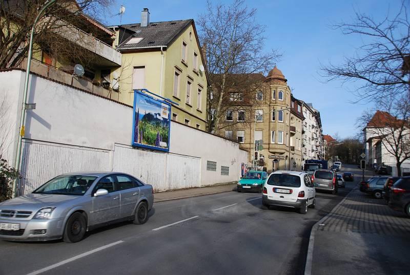 Bayernstr/Ecke Ispringer Str. 9
